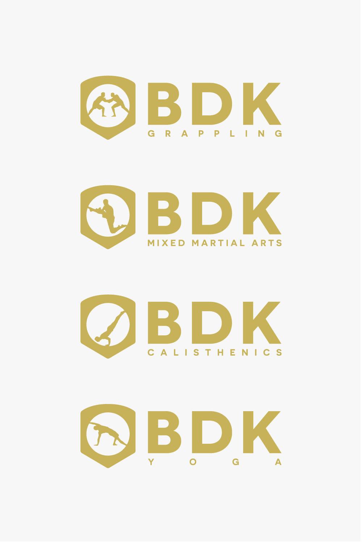 Budokon University Branding