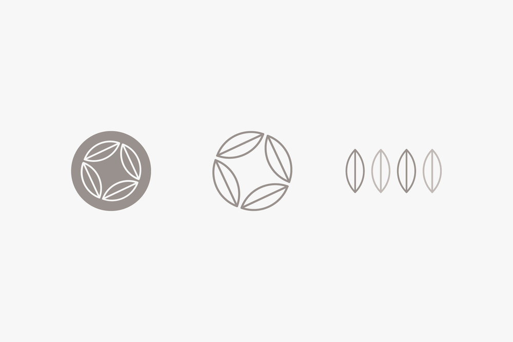 Tina Jeffery Yoga Logo Design