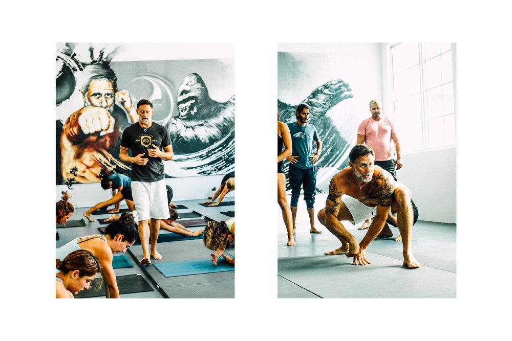 Cameron Shayne Budokon Yoga