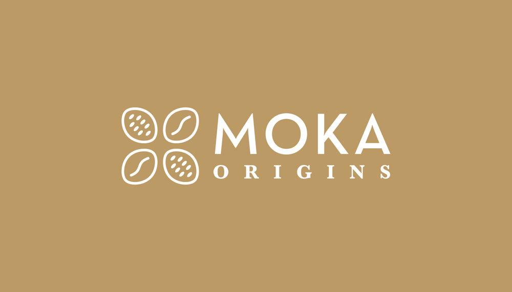 Moka Chocolate Logo Design