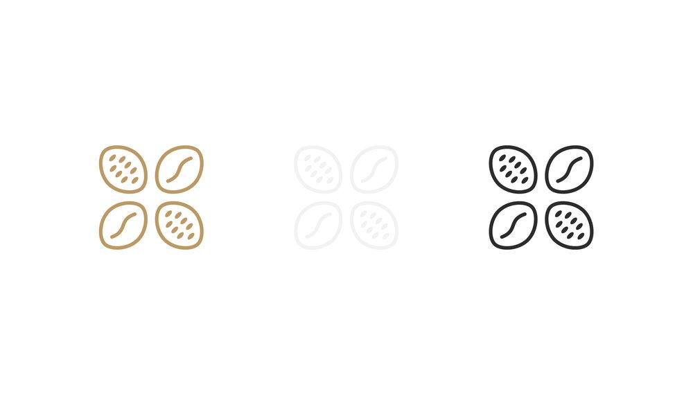 Chocolate Coffee Logo Design