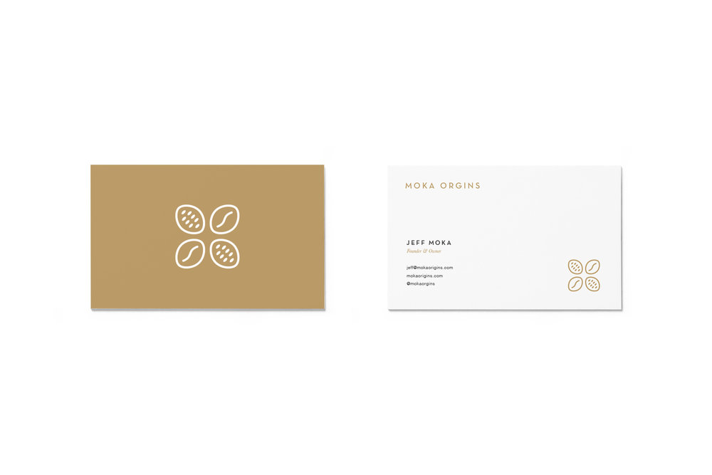 Chocolate Business Card Design
