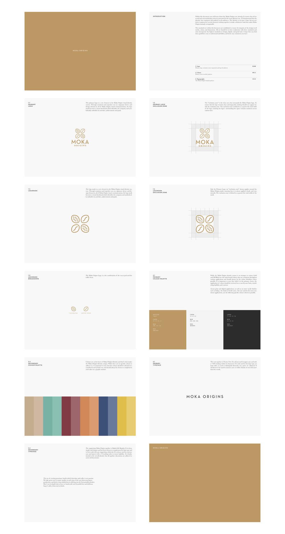 Moka Brand Guidelines Book