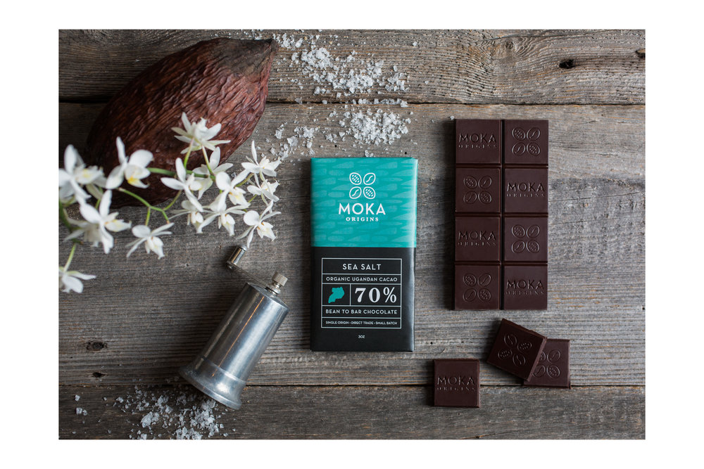 Moka Origins Salt Chocolate