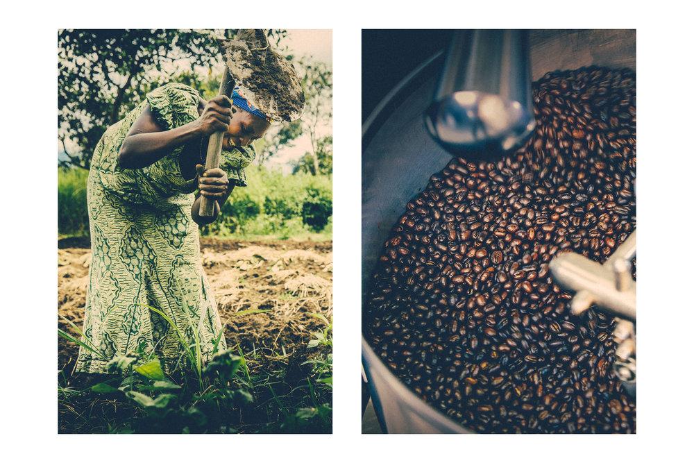 Moka Origins Organic Farmers
