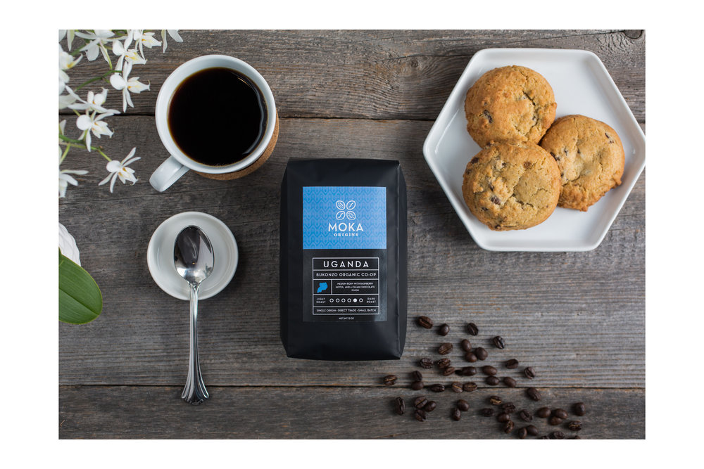 Coffee Cookies Packaging Design
