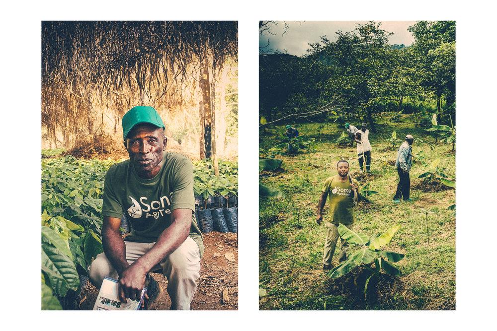 Moka Origin Chocolate Farmers