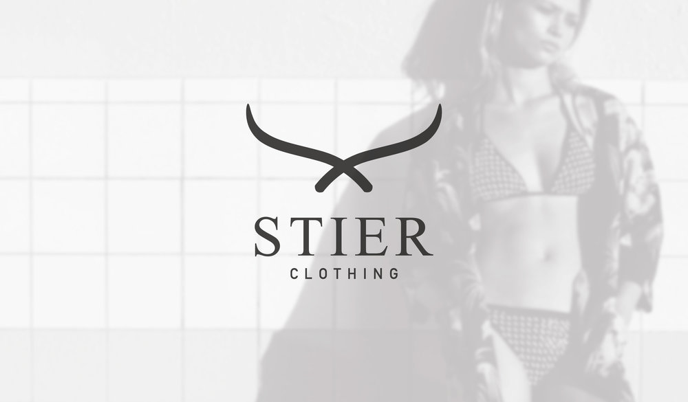 Stier Clothing Branding