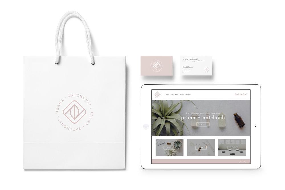 Feminie Branding Design