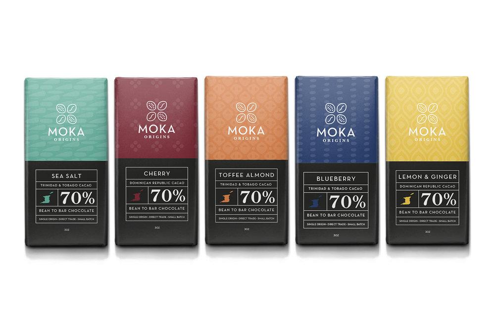 Moka origins Chocolate
