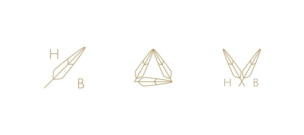 Feather Logo Design