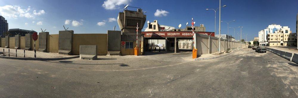 CRAFTWORK PROJECTS - WAR MACHINE 9 ISAF BUILD.JPG