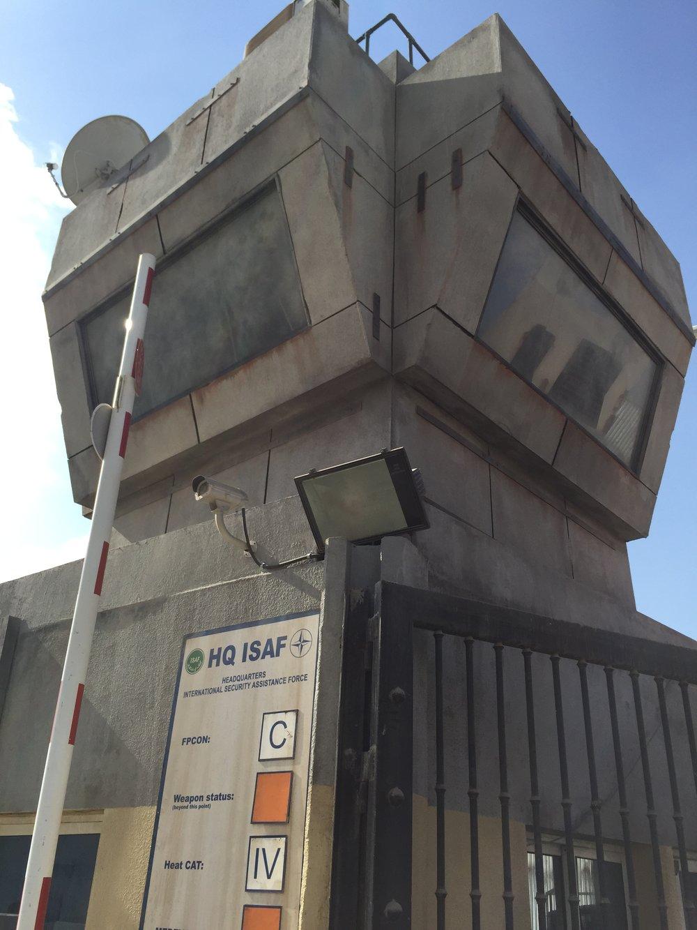 CRAFTWORK PROJECTS - WAR MACHINE 8 WATCH TOWER BUILDjpg.jpg