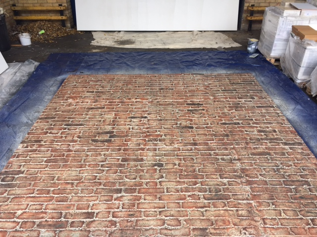 Craftwork Projects Sgt Pepper brick flats 2.JPG
