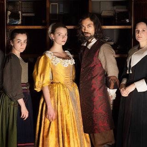 #filmsetfriday Did you see our dolls house we created for TV Mini Series The Miniaturist? There is nothing our clever team can't create with some tools, wood, paint effects and hard graft! #propmakers #specialistfinishes #creativesolutions #filmandtv #specialistpainters