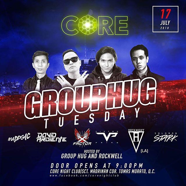 Continuing my #Illusion 👁 #Tour in #Manila #Philippines tonight at @corenightclub 🔥 . . . #Core #Grouphug #Tuesday #Clubbing #Party #Nightlife #HipHop #Rap #Trap #Music #Dance #BLUFIZZ #RUSLEnterprises #Arckopolis 💎