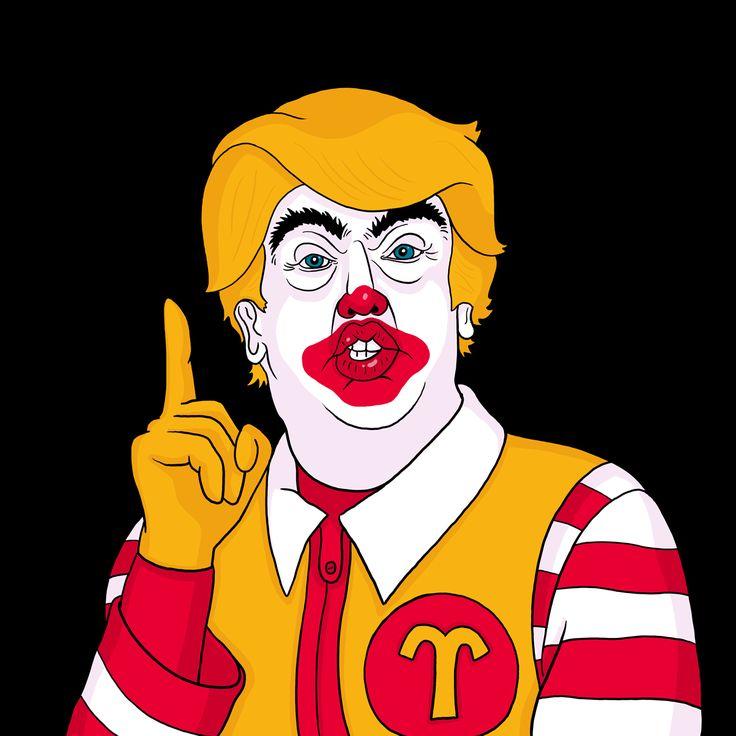 Donald Mc Donald