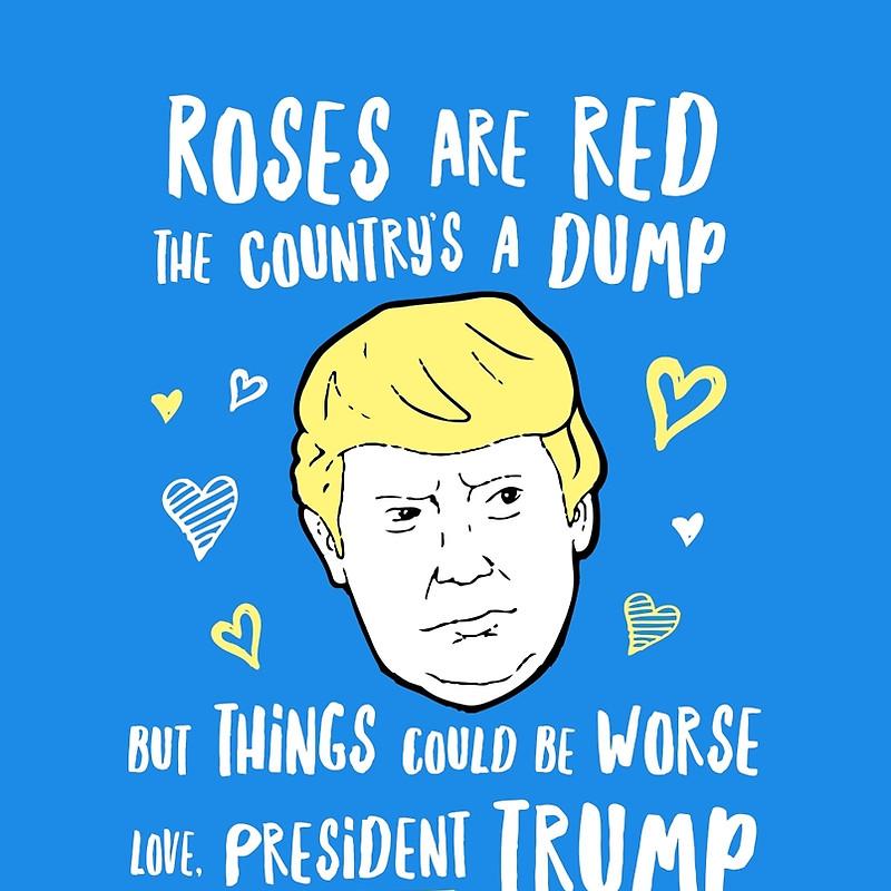 Trump for Valentine's