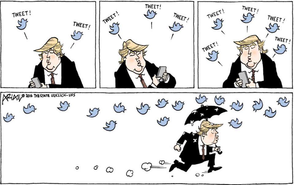 Tweet tweet tweet