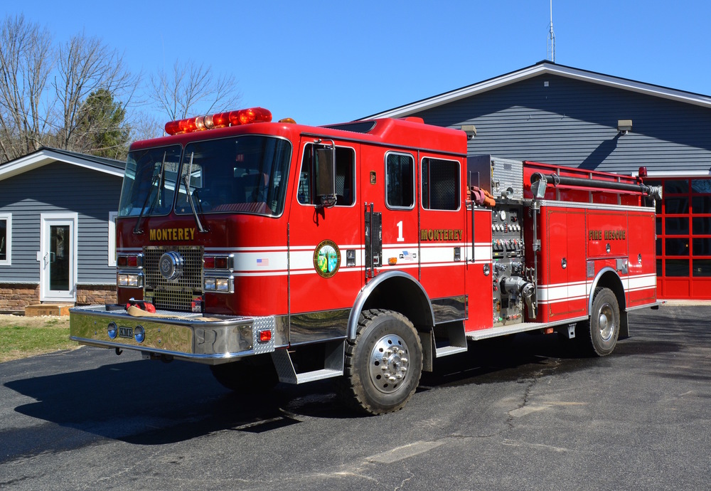RETIRED: Engine 1