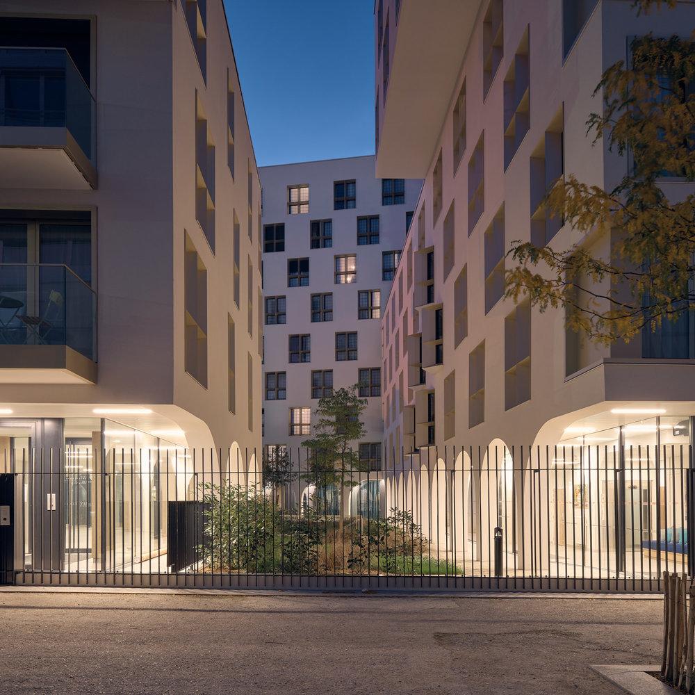 Antonini + Darmon architectes - Charolais Rotonde