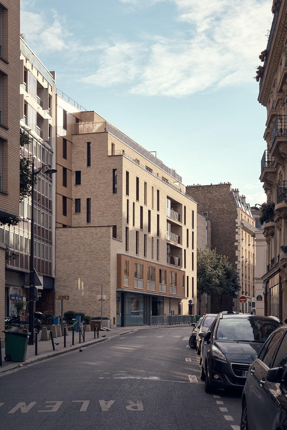 Jean et Aline Harari architectes