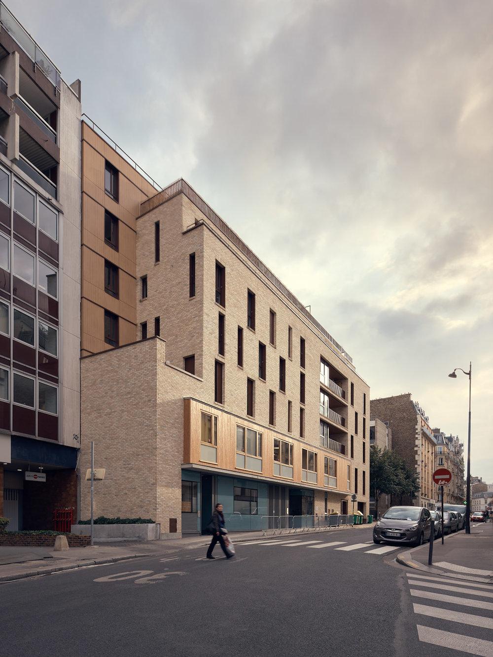 Harare architectes Falguière Paris