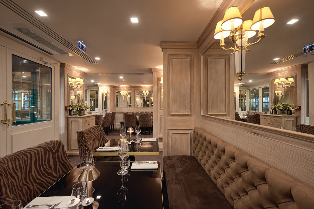 "Restaurant ""Le Tosca"""