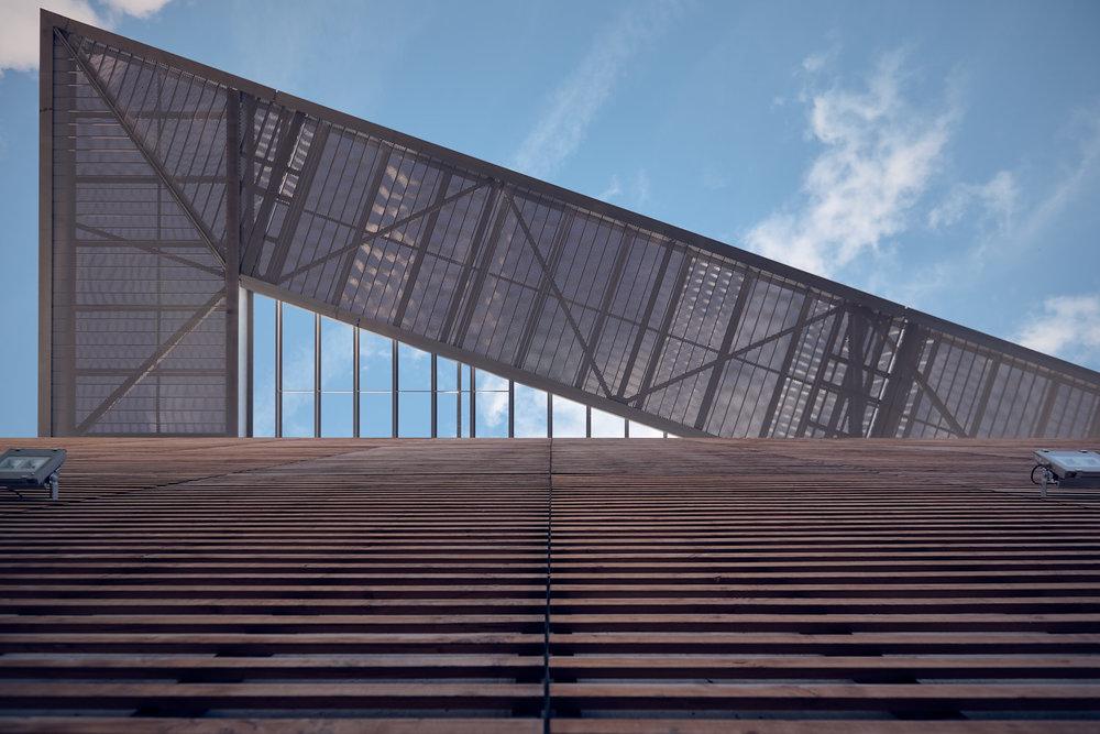Goes Peron architectes - Girus Engie Chaufferie biomasse Gennevilliers