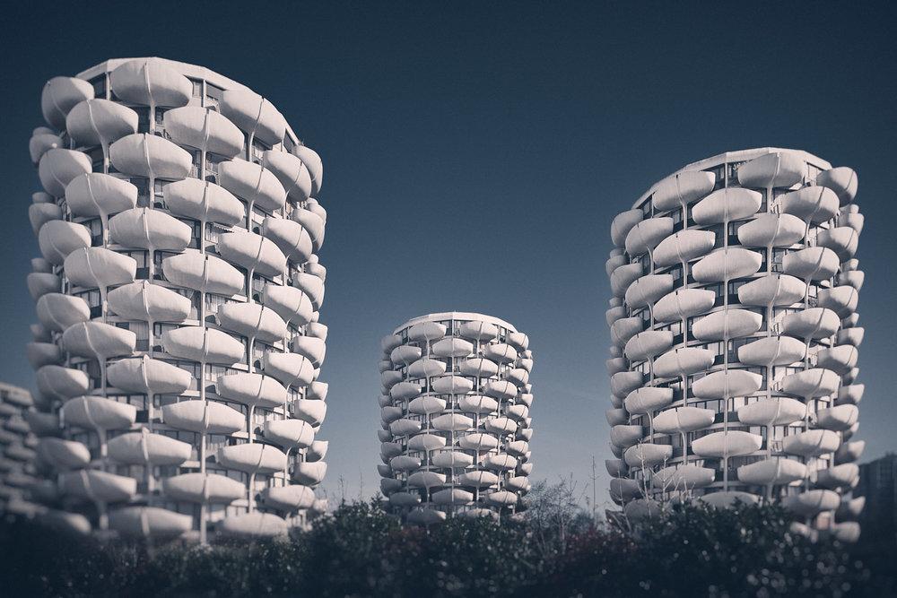 Les Choux - Créteil - Gerard Grandval architectes