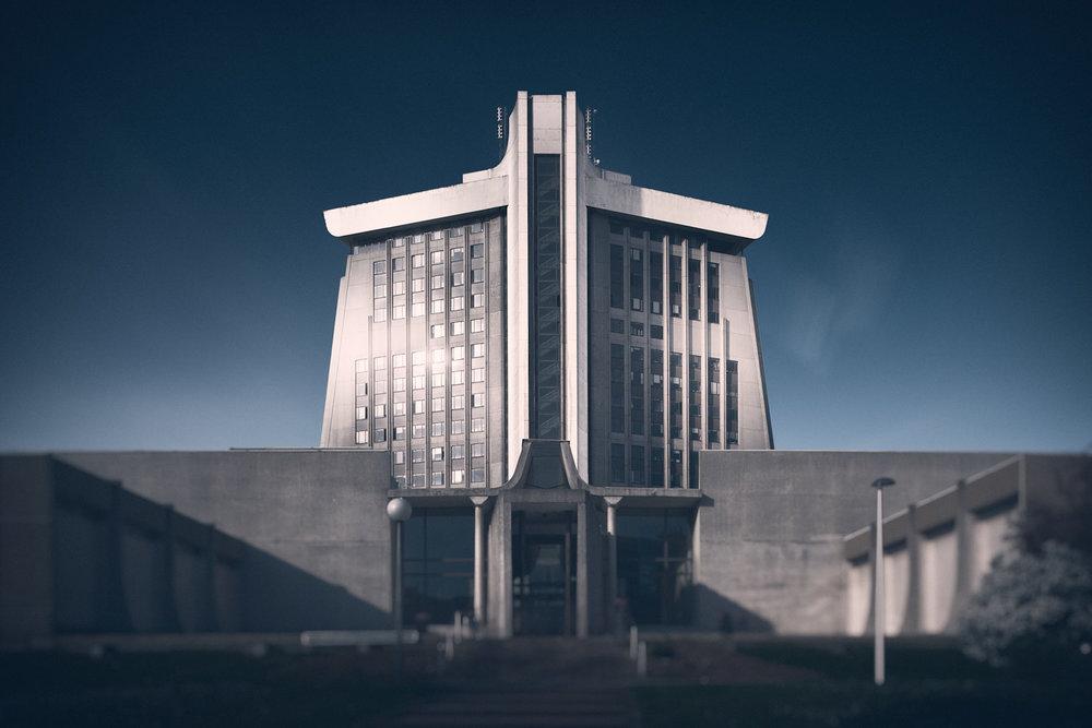 Palais de Justice - Créteil - Daniel Badani architectes