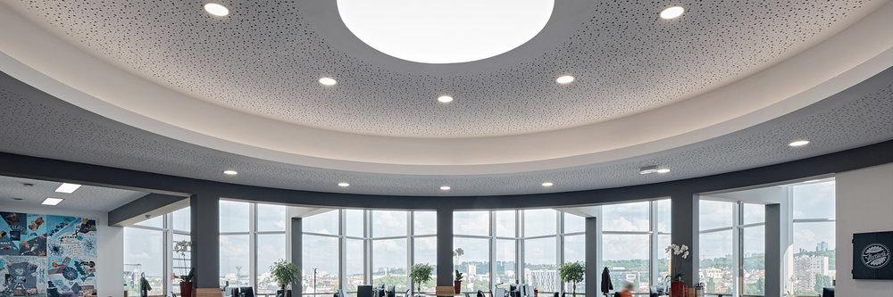 Reid Brewin architectes - Equinix - Datacenter PA4