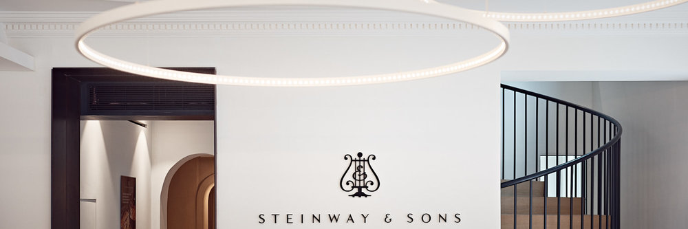 Steinway and Sons - Showroom - Paris