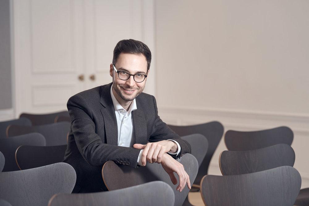 Portrait Clément Caseau