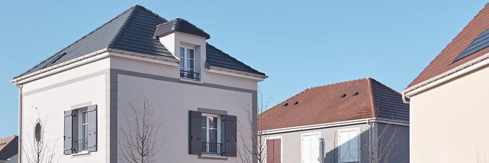 Le domaine de Morangis par Atelier Cap architecture et Nexity