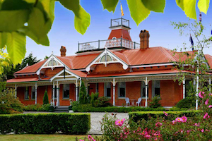 Ormiston House - World Heritage Cruises