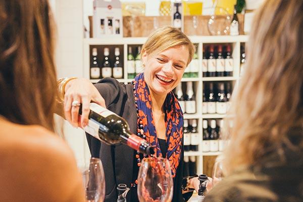 Aravina wine tasting at Dunsborough Cellars