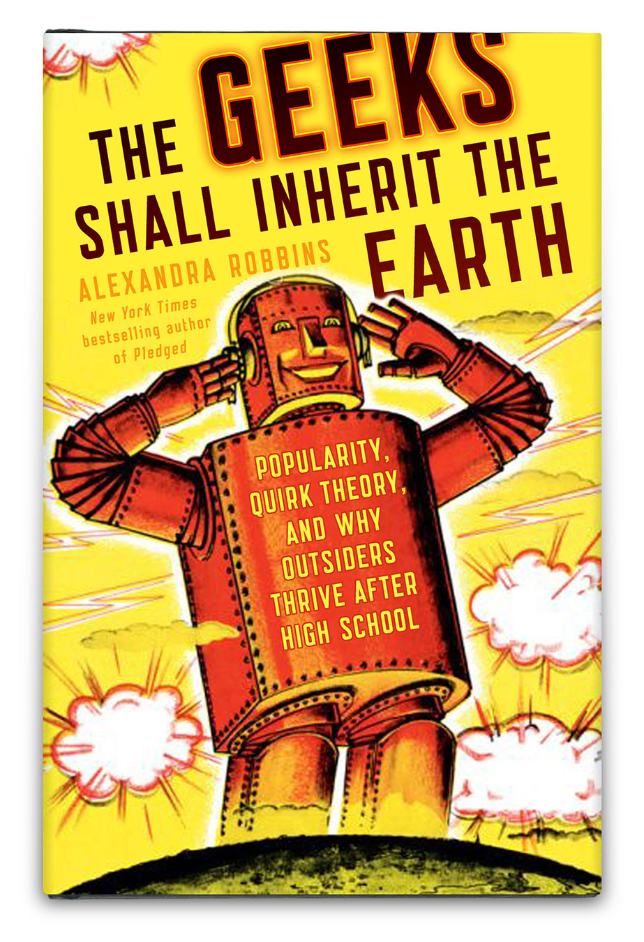 THE GEEKS SHALL INHERIT THE EARTH (comp)