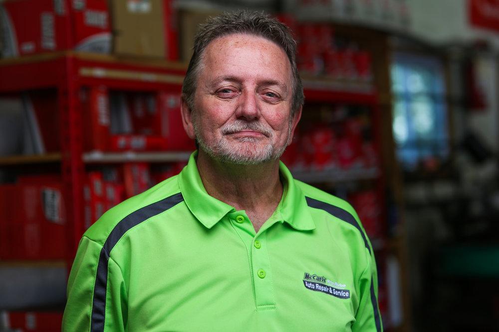 Wendell Wilson - Service Advisor