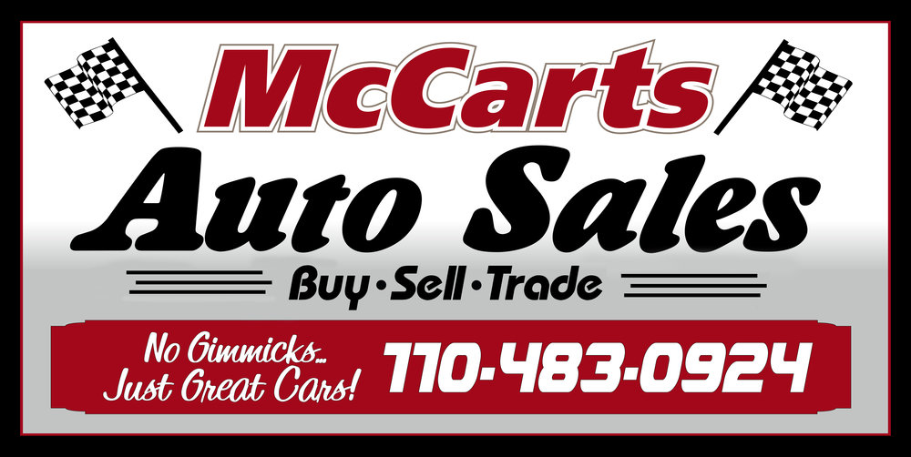 Click the logo to visit McCarts Auto Sales