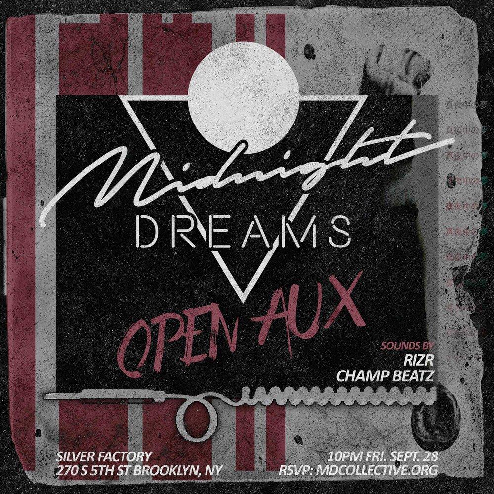 MD17: Open Aux