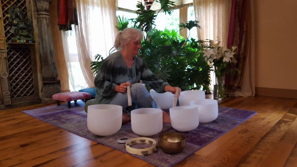 Now offering Crystal Singing Bowl Meditations, call to schedule! 970-319-0108