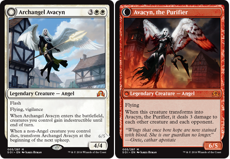 Archangel Avacyn / Avacyn, The Purifier
