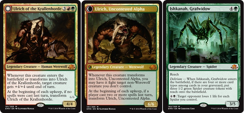 Time to brew up some new EDH decks.