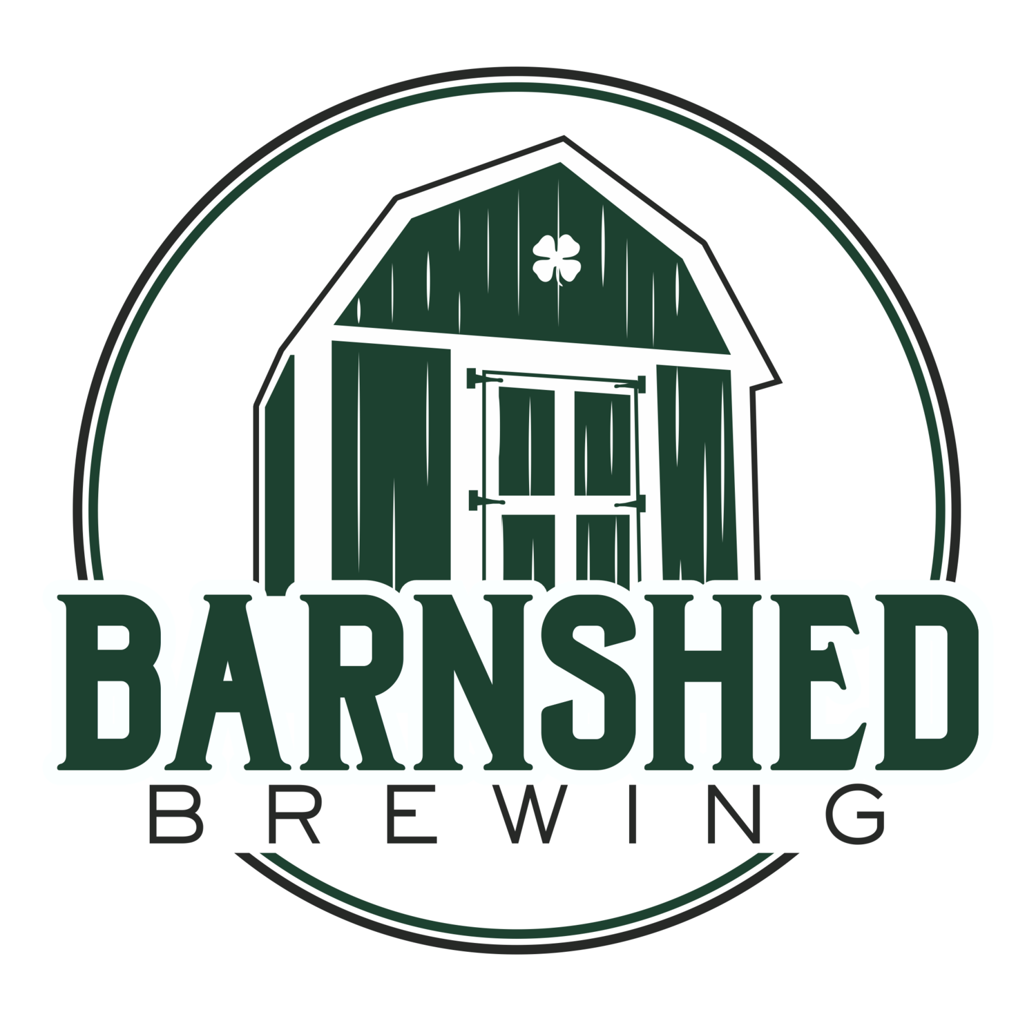 -BARNSHED BREWING-