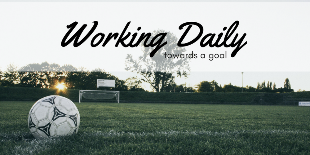 working daily