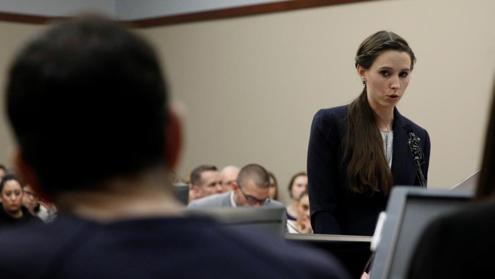 Rachael Denhollander's Victim Impact Statement to Dr. Nassar