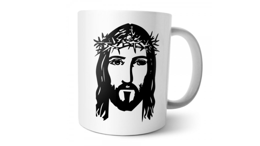Every Christian's Mugshot. Become who you already are in Christ!