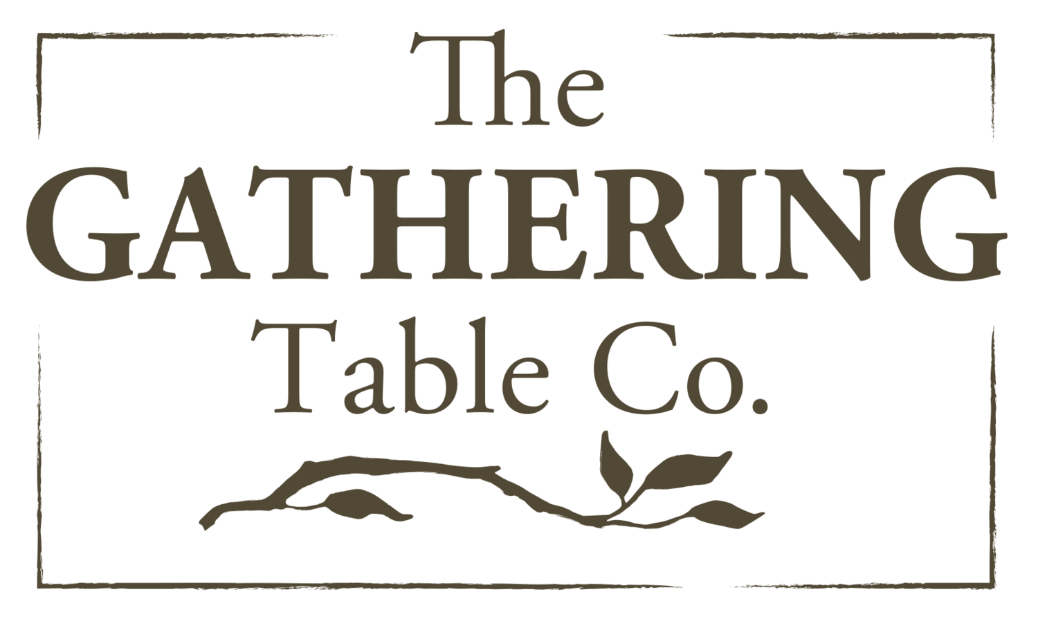 The Gathering Table Co.