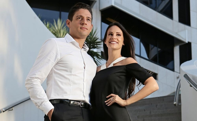 Perth couple reinvent after-work drinks culture